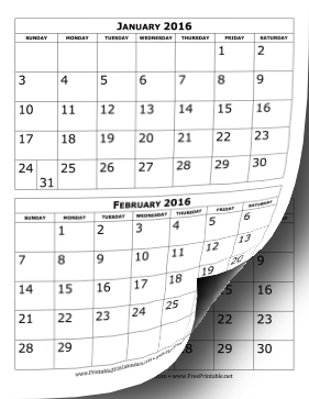 multiple month calendar template - printable calendars 6 months per page autos post